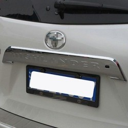 TAILGATE CHROME COVER  TOYOTA HIGHLANDER 2008-2013