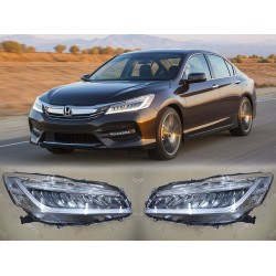 PANTALLAS LED TOURING HONDA ACCORD 2016 AL 2017