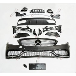 KIT CONVERSION MERCEDES CLASE C 14-16 A C63 AMG