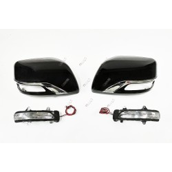 COVER RETROVISORES LED LAND CRUISER 13-15