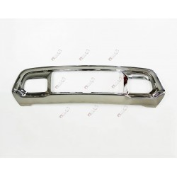 COVER CHROME DE BUMPER  CHEROKEE  17-20