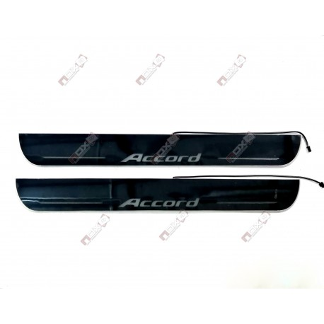 PARALES LED  HONDA ACCORD 2003-2007 2 PIEZAS BLANCO