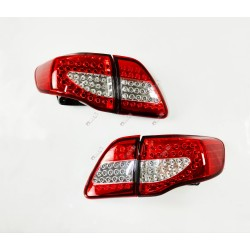 LUCES LED TOYOTA COROLLA 2009-2010