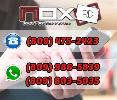 Contactar Nox Auto Accessories